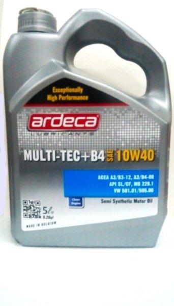 Ardeca Multi-Tec + B4 10W40 5L